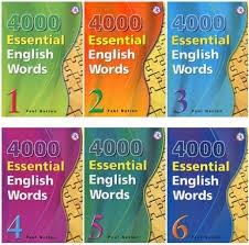 مجموعه 6 جلدی 4000Essential English Words