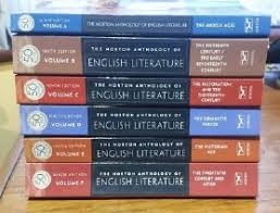 کتاب مجوعه 7 جلدی نورتون The Norton Anthology of English Literature 9th Ed