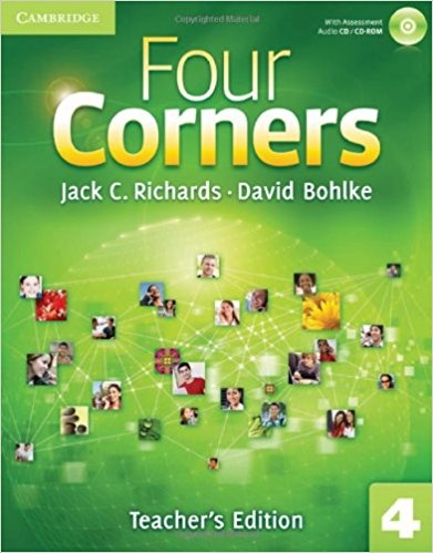 Four Corners Level 4 Teacher's Edition