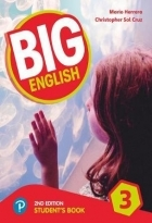کتاب زبان Big English 3 (2nd) SB+WB+CD