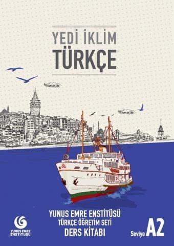 کتاب آموزشی ترکی استانبولی یدی اکلیم Yedi Iklim A2 (S.B+W.B)+CD