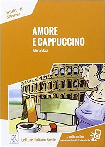 کتاب داستان ایتالیایی Amore e cappuccino