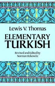 کتاب زبان Elementary Turkish