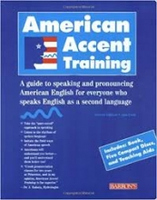 کتاب زبان American Accent Training 2nd+CD