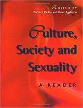 کتاب زبان Culture, Society And Sexuality: A Reader