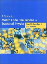 کتاب زبان A Guide to Monte Carlo Simulations in Statistical Physics