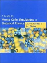 کتاب زبان A Guide to Monte Carlo Simulations in Statistical Physics