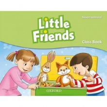 کتاب زبان Little Friends class Book