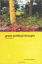 تاب زبان Green Political Thought