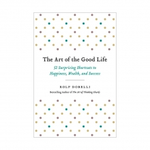 کتاب زبان The Art of the Good Life