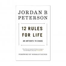 کتاب زبان 12Rules for Life