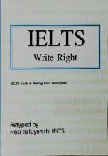 کتاب آیلتس رایتت رایت Ielts Write Right متن اصلی
