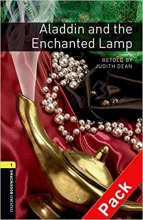 کتاب زبان Bookworms1 Aladdin and the Enchanted Lamp