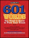 کتاب زبان 601Words You Need to Know to Pass Your Exam 5th edition