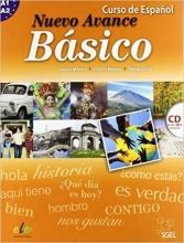 کتاب زبان اسپانیایی نوو اونس بيسيكو Nuevo Avance Basico Student Book