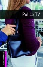 کتاب داستان کوتاه انگلیسی Oxford Bookworms Starter : Police TV