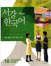 کتاب زبان کره ای Sogang Korean 1B