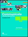 کتاب زبان Communicate Listening and Speaking Skills 1: Students Book+CD+DVD