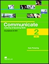 کتاب زبان Communicate Listening and Speaking Skills 2: Students Book+CD+DVD