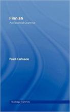 کتاب زبان Finnish: An Essential Grammar (Routledge Essential Grammars)