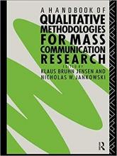 کتاب زبان A Handbook of Qualitative Methodologies for Mass Communication Research (Anthropoloy)