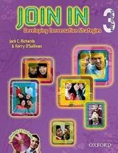 کتاب زبان Join In 3 With CD