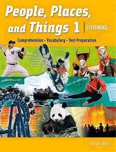 کتاب زبان People, Places, and Things Listening 1 with CD