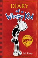 کتاب زبان Diary Of A Wimpy Kid: a novel in cartoons