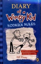 کتاب زبان Diary of a Wimpey Kid: Roderick Rules