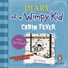 کتاب زبان Diary of a Wimpey Kid: Cabin Fever