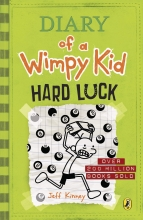 کتاب زبان Diary of a Wimpy Kid: Hard Luck