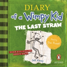 کتاب زبان Diary of a Wimpy Kid: The Last Straw