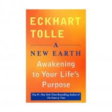 کتاب زبان A New Earth