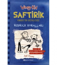 کتاب ترکی SAFTIRIK GREG'IN GÜNLÜĞÜ RODRICK KURALLARI