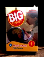 فلش کارت BIG English 1 Second edition FlashCards