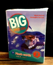 فلش کارت BIG English 2 Second edition FlashCards