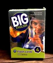 فلش کارت BIG English 4 Second edition FlashCards
