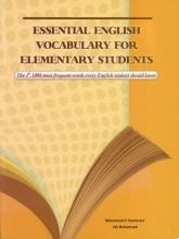 کتاب Essential English Vocabulary for Elementary Students