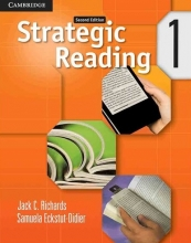 کتاب زبان Strategic Reading Level 1 Students Book 2nd edition