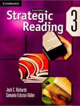 کتاب زبان Strategic Reading Level 3 Students Book 2nd edition