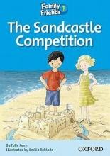 کتاب زبان Family and Friends Readers 1 The Sandcastle Competition