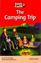 کتاب زبان Family and Friends Readers 2 The Camping Trip