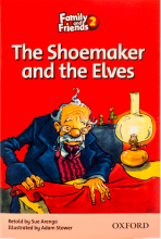 کتاب زبان Family and Friends Readers 2 The Shoemaker and the Elves