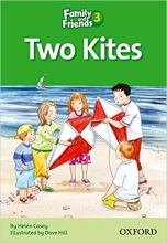 کتاب زبان Family and Friends Readers 3 Two Kites