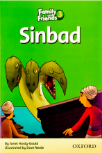 کتاب زبان Family and Friends Readers 3 Sinbad