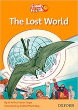 کتاب زبان Family and Friends Readers 4 The Lost World