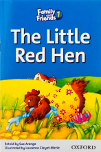 کتاب زبان Family and Friends Readers 1 The Little Red Hen