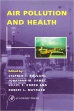 کتاب Air Pollution and Health