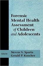 کتاب Forensic Mental Health Assessment of Children and Adolescents