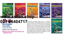 مجموعه 6 جلدی New Headway Fourth Edition